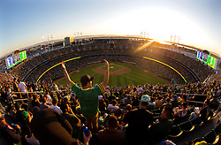 Oakland Coliseum, 2019