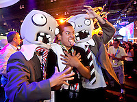 at the Electronic Entertainment Expo  June 5, 2012 at the Los Angeles Convention Center. Copyright 2012 by David Sprague