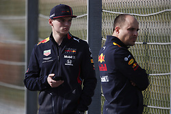 March 1, 2019 - Barcelona, Catalonia, Spain - March 1st, 2019 - Circuit de Barcelona-Catalunya, Montmelo, Spain - Formula One preseason 2019; Max Verstappen of Aston Martin RedBull Racing  during the afternoon session of the day 8. (Credit Image: © Marc Dominguez/ZUMA Wire)