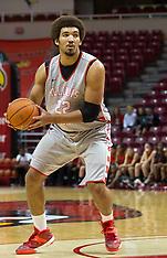 Reggie Lynch Illinois State Redbird Basketball Photos