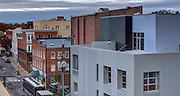 Cityscape scenes of the Downtown Mall located in Charlottesville, Va. Photo/Andrew Shurtleff