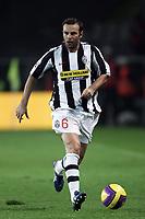 Fotball<br /> Italia<br /> Foto: iInside/Digitalsport<br /> NORWAY ONLY<br /> <br /> 25.11.2007<br /> Juventus v Palermo (5-0)<br /> <br /> Cristiano Zanetti (Juventus)
