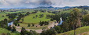 River Bend near Gloucester, Hunter Valley, NSW, Australia