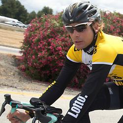 15-05-2015: Wielrennen: Amgen Tour of California: USA<br /> Dennis van Winden