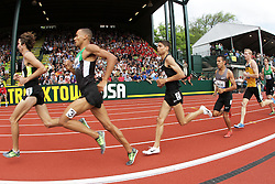 2012 USA Track & Field Olympic Trials: men's 1500 meter final,