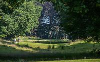 HAARZUILENS  - Doorkijk Hole 8   , Golfclub De Haar , van 9 naar 18 holes. .  COPYRIGHT KOEN SUYK