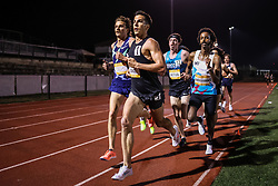 Texas Qualifier track meet <br /> Trials of Miles Running, Citius Mag,<br /> mens 5000m,