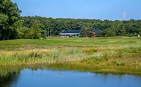 OUDEMIRDUM - Hole 2. Golfclub Gaasterland ligt in Zuidwest-Friesland en heeft een schitterende 9 holes natuurbaan. COPYRIGHT KOEN SUYK