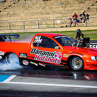 Stuart Moresby - 1999 - Hot Shots Racing - Ford BF Falcon XR8 Ute - Supercharged Outlaws (SC/S)