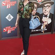 NLD/Amsterdam/20150412 - Inloop premiere The Sunshine Boys, Tina de Bruin