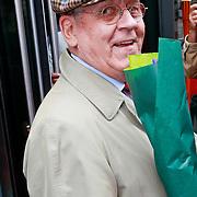 NLD/Amsterdam/20110722 - Afscheidsdienst voor John Kraaijkamp, John Lanting