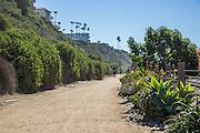 San Clemente Beach Trail at North Beach