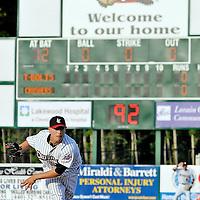 June 2, 2009 Lake Erie Crushers Home Opener