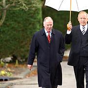 Crematie Donald Jones, Ronnie Tober en Jan Jochems