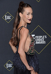 45th Annual Peoples Choice Awards Arrivals. 10 Nov 2019 Pictured: Maggie Q. Photo credit: MEGA TheMegaAgency.com +1 888 505 6342