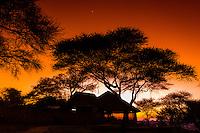 Sunrise, Tarangire Safari Lodge, Tarangire National Park, Tanzania