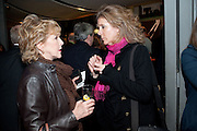 PATRICIA HODGE; REBECCA BLOND, Enlightenment, Gala night, Hampstead Theatre, Swiss Cottage, London. 5 October 2010. -DO NOT ARCHIVE-© Copyright Photograph by Dafydd Jones. 248 Clapham Rd. London SW9 0PZ. Tel 0207 820 0771. www.dafjones.com.