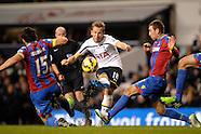 061214 Tottenham v Crystal Palace