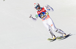 Robert Kranjec (SLO) during Ski Flying Hill Team Competition at Day 3 of FIS Ski Jumping World Cup Final 2016, on March 19, 2016 in Planica, Slovenia. Photo by Vid Ponikvar / Sportida