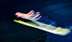 30.12.2017, Schattenbergschanze, Oberstdorf, GER, FIS Weltcup Ski Sprung, Vierschanzentournee, Garmisch Partenkirchen, Wertungsdurchgang, im Bild Manuel Fettner (AUT) // Manuel Fettner of Austria during his Competition Jump for the Four Hills Tournament of FIS Ski Jumping World Cup at the Schattenbergschanze in Oberstdorf, Germany on 2017/12/30. EXPA Pictures © 2017, PhotoCredit: EXPA/ JFK