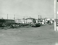 1974 Samuel Goldwyn Studios, a day after a fire