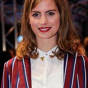 NLD/Utrecht/20121005- Gala van de Nederlandse Film 2012, Hannah Hoekstra (Beste actrice)