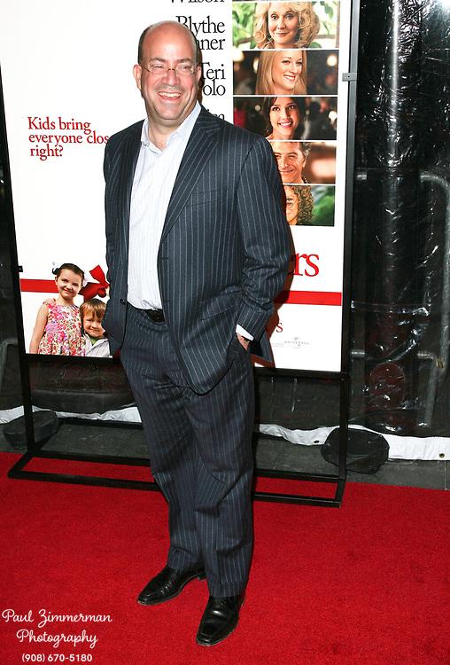 15 December 2010 - New York, NY - Jeff Zucker.  The world premiere of 'Little Fockers' at Ziegfeld Theatre on December 15, 2010 in New York City. Photo Credit: Paul Zimmerman/AdMedia