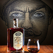 Second Sight Spirits' Oak Eye bourbon in Ludlow, Kentucky. Friends Carus Waggoner and Rick Couch started their distillery in 2015 centered around a fortune teller theme. Nathan Lambrecht/Journal Communications