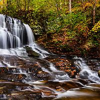 Big Canoe Lower Falls
