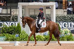 Orfotd Erin Frances, GBR, Dior<br /> World Equestrian Games - Tryon 2018<br /> © Hippo Foto - Sharon Vandeput<br /> 19/09/18