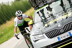 Mark Cavendish of Dimension Data during 3rd Stage of 25th Tour de Slovenie 2018 cycling race between Slovenske Konjice and Celje (175,7 km), on June 15, 2018 in  Slovenia. Photo by Vid Ponikvar / Sportida