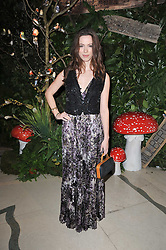 REBECCA HALL at Mulberry's party following their fashion show as part of London Fashion Week Autumn Winter Collection 2011 held at Claridges, Brook Street, London on 20th February 2011.