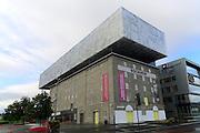 Rockheim music venue museum of popular music, Trondheim, Norway