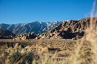 Alabama Hills, California.