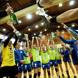 20140517: SLO, Handball - DP za rokometasice, finale, RK Krim Mercator vs RK GEN-I Zagorje