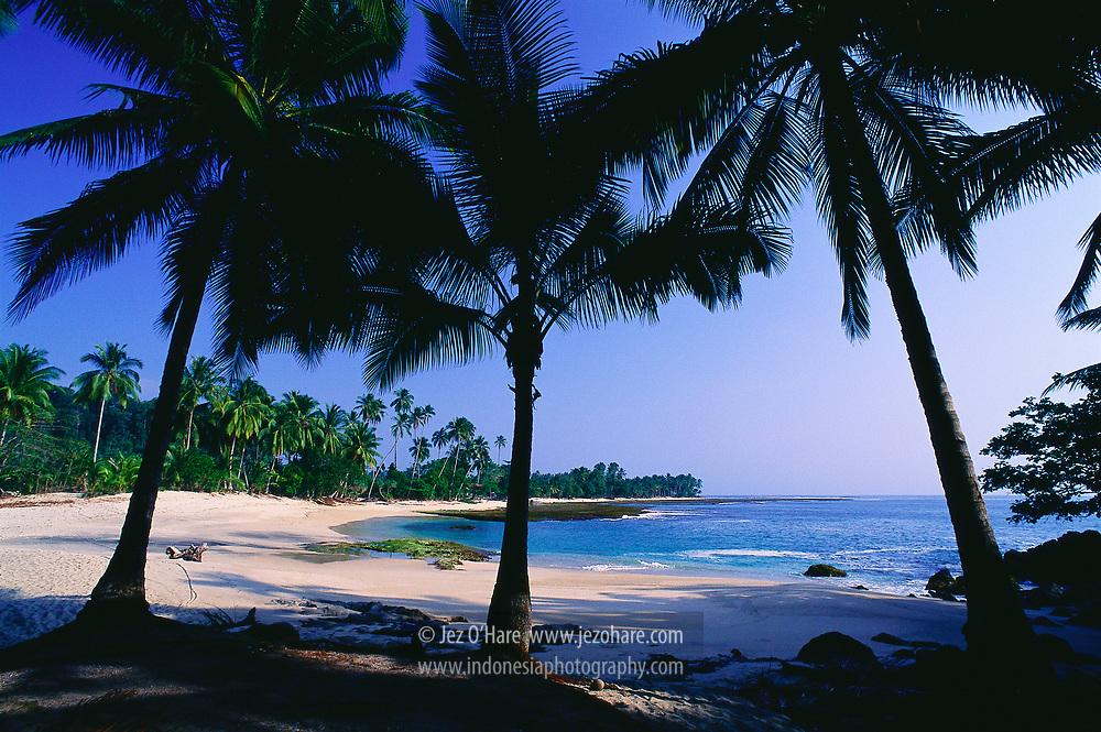 West coast of Lampung, Sumatra, Indonesia.