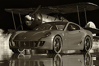The Ferrari 599 GTB Fiorano in 2006 has a powerful V12 engine and a new, lighter body that are both sporty and dynamic. This car sports a striking resemblance to the Ferrari styling that has been popular for several years. The Ferrari 599 GTB features a two-seat seating layout and two doors (one in the front and one in back) that are situated on top of a stretched fender. The overall design and layout of this car screams quality, which is likely why it has been the go-to model for serious collectors.<br /> <br /> Ferrari has consistently produced great high performance automobiles in recent years, and the Ferrari 599 GTB  styling is one of their best. With its straightforward lines, it is considered one of the most elegant and timeless designs that Ferrari has come up with. The car's two doors allow for an abundance of storage space, and it also features a full trunk. Ferrari designed the car to have an aerodynamic body style that helps the car remains faster over the course of its flight. This performance is highlighted by the car's five-hybrid exhausts, which feature single pieces, instead of the traditional two.<br /> <br /> While many collectors have focused their attention on acquiring a Ferrari, the ultimate goal may be to own a Ferrari 599 GTB Fiorano. This car offers a greater level of performance than its older sister, and the styling is enough to stand out on its own. With a price tag of $4200 or more, the price tag on this car might be higher than what some collectors want to spend on a car. However, the amount of power and performance that it offers makes it worth the investment.