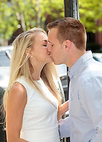 From the Engagement session of Britta and James