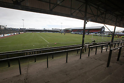 General view of Somerset Park before the William Hill Scottish Cup, fifth round match at Somerset Park, Ayr.
