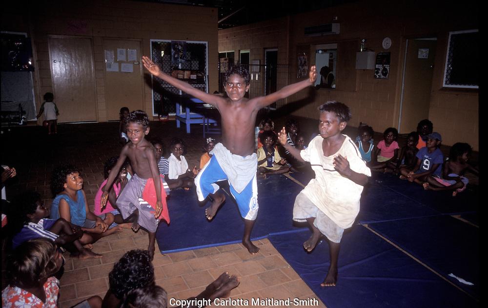 Tiwi Islands Bathurst Nguiu community primary school.