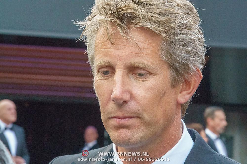 NLD/Hilversum/20180903 -   Voetbalgala 2018, Edwin van der Sar