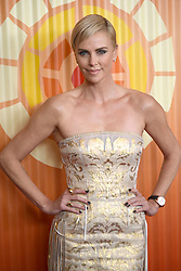 November 12, 2019, New York, New York, USA: CHARLIZE THERON attending her Africa Outreach Project Fundraising event in New York City. (Credit Image: © Kristin Callahan/Ace Pictures via ZUMA Press)