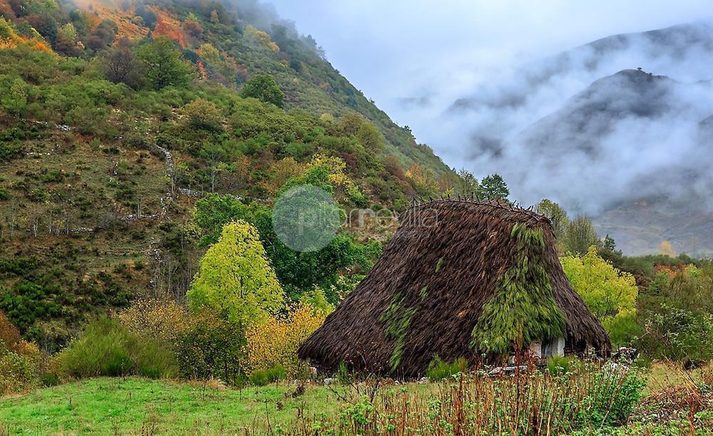 Asturias Paisaje en Parque Natural de Somiedo   Teito ©Country Sessions / PILAR REVILLA