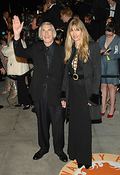 FILES: Martin Landau 1928 - 2017 September 8, 2016 Hollywood, CA Martin Landau, Susan Landau Finch and Aria Finch attend Tim Burton's Hand and Footprint Ceremony held the TCL Chinese Theatre IMAX. 16 Jul 2017 Pictured: Martin Landau and Gretchen Becker. Photo credit: Tammie Arroyo/AFF-USA.com / MEGA TheMegaAgency.com +1 888 505 6342