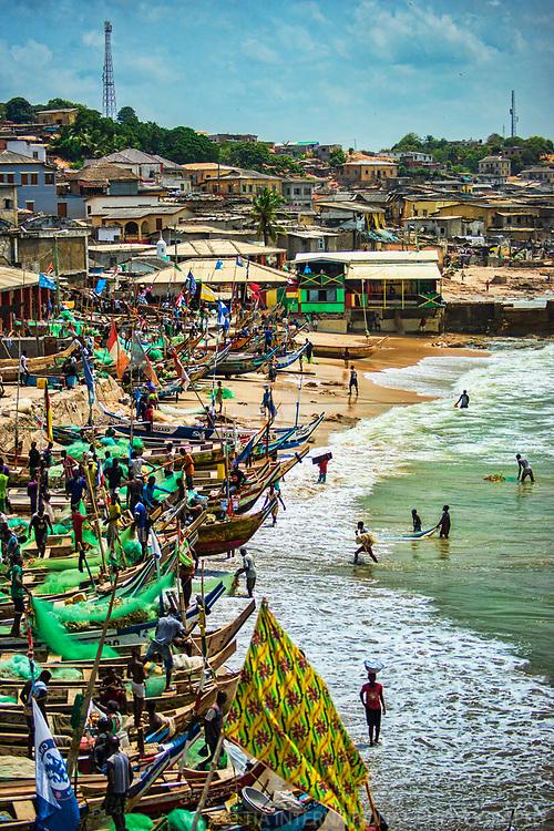 Welcome to Cape Coast (Ghana)