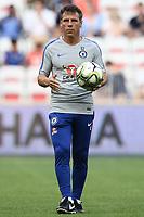 Gianfranco Zola<br /> Nizza 28-7-2018 <br /> Calcio 2018/2019 Friendly Match Chelsea - Inter Foto Matteo Gribaudi / ImageSport / Insidefoto
