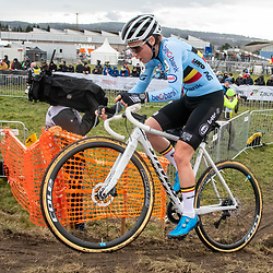 20190201: UCI CX Worlds : Dübendorf: Sanne Cant had to face missing the top 10
