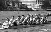 1987 Leyland Daf Sprints, Kingston. UK No. 6 Richard PHELPS, No.5, Colin GREENAWAY, Bow Maurice HAYES, Mandatory Credit:Peter SPURRIER/Intersport-Images