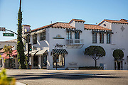 The Bartlett Building at the Corner of Del Mar Street and El Camino Real in Downtown San Clemente
