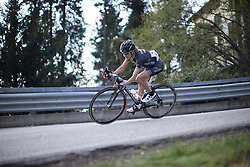 Mara Abbott (\wiggle) chases the leaders in the third, short lap of the Trofeo Alfredo Binda - a 123.3km road race from Gavirate to Cittiglio on March 20, 2016 in Varese, Italy.